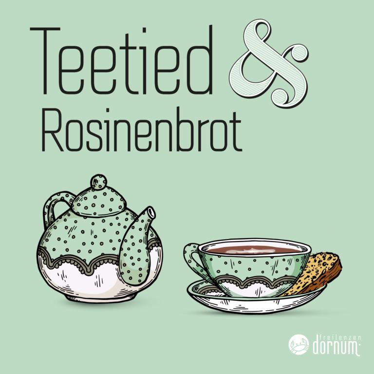 Die echte ostfriesische Teetied! Wie geht die?