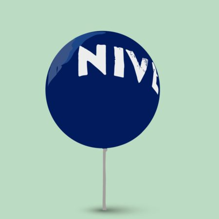 Niveaball an der Nordsee im Nordsee-Podcast Teetied & Rosinenbrot